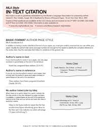 005 Mla Format Template Download Ideas Awesome Example With Cover