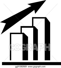 Clipart Growth Chart Vector Art Sales Growth Chart Clipart Drawing