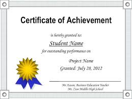 Free Award Certificate Templates For Students Word Certificate Templates Free Award 32183415005211 Free Award