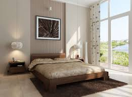 japanese style lighting. Brown Wooden Modern Japanese Style Bed Frame With Cream Bedding Also Paneled Wall Decor Plus Cool Bedroom Lighting N