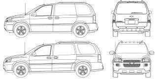 2007 Chevrolet Uplander - Information and photos - MOMENTcar
