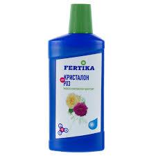 Фертика <b>Кристалон</b> для <b>роз</b> жидкая 0.5 л в Красноярске – купить ...