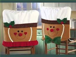 Diy Decoration Picture Ideas For December Christmas Vacation | Xmas Chair  Back - YouTube