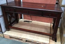 costco desks costco office furniture executive desk with hutch