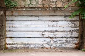 replacement options for old garage doors