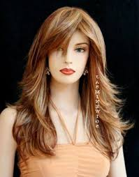 Haircuts For Long Thick Hair With Layers And Side Bangs