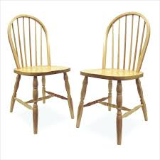 unique winsome dining chair in natural finish set of 2 curved back dining room chairs