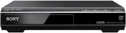 sony dvd player. sony 1080p upscaling black dvd player - dvp-sr510h dvd d