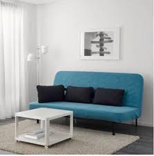 ikea nyhamn sleeper sofa with foam