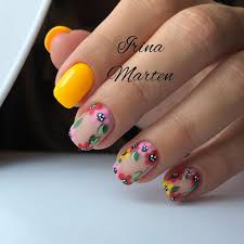 Difficult Nail Art Designs My Girls For Whom It Is Not Difficult To Leave 5 Koments