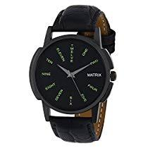 buy watches for men online at low prices in shop sports matrix analog black dial men s watch wch 176
