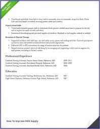 Examples Of Nursing Resumes Sample Of Nursing Resume Wikirian Com