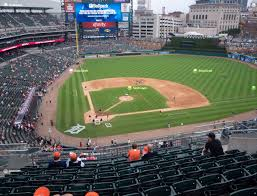 Comerica Park Seating Chart By Rows Comerica Park Section 324 Seat Views Seatgeek