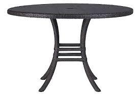 round metal patio table round patio table regarding round metal patio table plan vintage metal patio