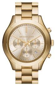 michael kors slim runway chronograph bracelet watch 42mm michael kors slim runway chronograph bracelet watch 42mm nordstrom exclusive nordstrom