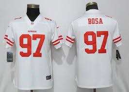 Untouchable Bosa Vapor 49ers Limited First Pick Nick White Nfl Nike 2019 Round 97 Draft Jersey Women edbdabbff|Zoë, The San Francisco 49ers Emotional Assist Puppy
