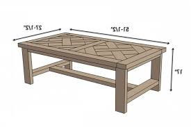 Typical Coffee Table Size Coffee Tables Design Top Coffee Table Sizes Standard Round Coffee