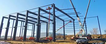 Pre Engineered Metal Building Pemb Construction
