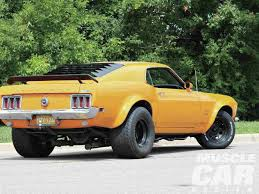 1970 ford mustang boss 429 fastback - cars9.info