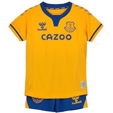 Everton 2016/17 home kit released! Everton Away Kids Football Kit 20 21 Soccerlord