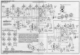 1946 1949 hallicrafters model s 40 general coverage short wave the rider schematic sequentially