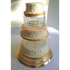 wedding cake stand or cake dividers with crystals chandelier cupcake chandelier stand crystals