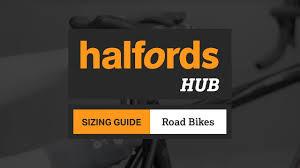 Bike Size Chart Road Bike Road Bike Size Guide Halfords Uk