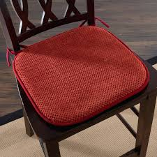 memory foam dining room chair cushions memory foam pad dining chair cushion chairman maos little red