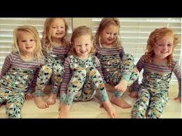 Ava, Olivia, Riley, Hazel and Parker (OutDaughtered) - YouTube