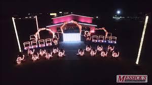 Messicks Light Show Messicks Christmas Light Show 1funny Com