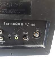 Creative inspire 4.1 4400 ses sistemi arızası | Page 2 | Elektronik ve  Mekanik Forumu