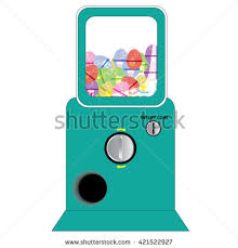 Vending Machine In Japanese Language Awesome Capsuletoy Vending Machine Gashapon Japanese Language Stock Vector