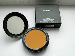 mac cosmetics studio fix powder plus foundation nc50
