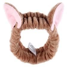 etude house organix повязка для волос кошка 1 шт