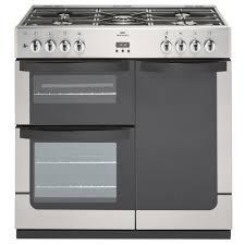 New World Kitchen Appliances Newworld Vision 900g Stainless Steel 444443603 90cm Gas Range