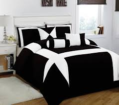 minimalist bedroom with cal king jefferson twin black white within black and white comforter set queen