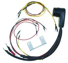 wiring harnesses marine engine parts fishing tackle basic wire harness internal engine for mercury 20 150 hp outboard 66 81 cdi 414