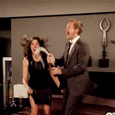 Image result for how i met your mother robin dancing gif