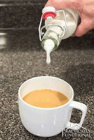the best flavour of coffee creamer just got an easy homemade twist 3 ings 2 minutes