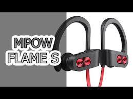 БЛИЦ | Беспроводные спортивные <b>наушники MPOW Flame</b> S