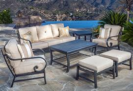 Patio Furniture Collections Seating Sets D To Design