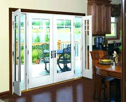 replace sliding glass door with french doors replace sliding glass door medium size of glass sliding