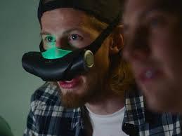 A Paris Ad Agency Made a Virtual-Reality Nose <b>Mask That Emits</b> a ...