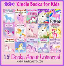 15 99 unicorn kindle books for kids embarkonthejourney