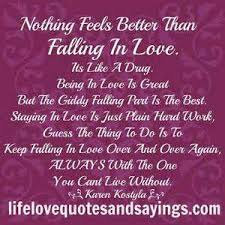 Signs Of Falling In Love Quotes Signs of Falling in Love Quotes God Inspirational Quotes or Words 84