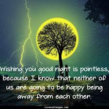 good night love images free