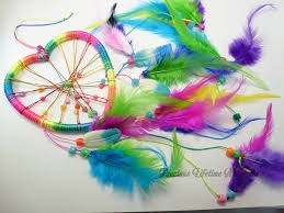 Where To Buy Dream Catchers In Singapore RAINBOW LOVE FEATHER WITH BREASTMILK FEATHER GEM DREAM CATCHER 53