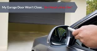 my garage door won t closeMy Garage Door Won T Close  Wageuzi