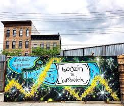 according to their instagram page wyckoff beer garden will be an all outdoor pop up beer garden that celebrates the beauty of art food beer