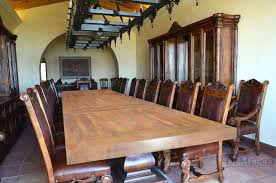 quta estate luxury with style furniture dashg luxury dining room in spanish with style furniture dashg custom made trestle table koa and
